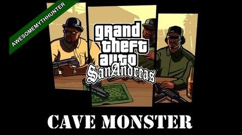 GTA_San_Andreas_Myths_&_Legends_-Cave_Monster_HD-1
