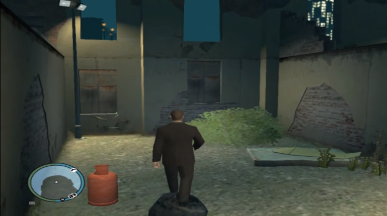 Abandoned Hospital (GTA IV)