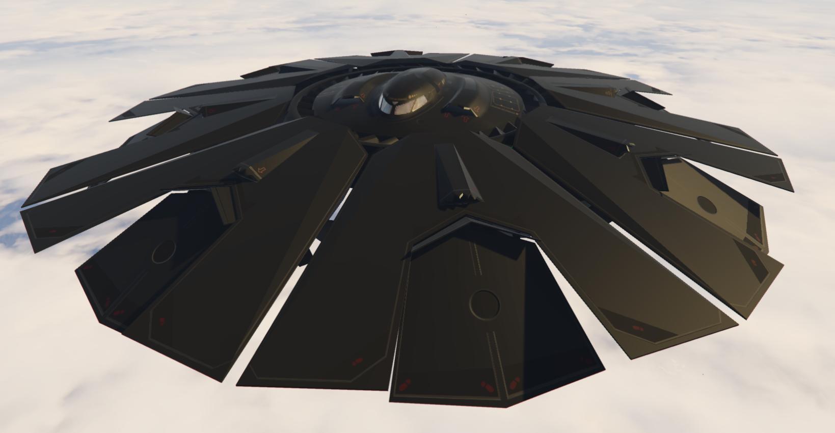 UFO at Fort Zancudo