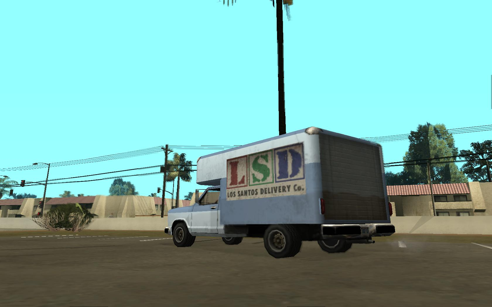 Los Santos Delivery Co.