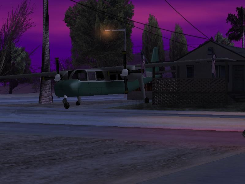 Glitches in GTA San Andreas