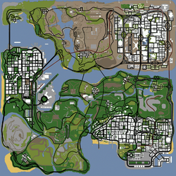 Myths and Legends in GTA San Andreas