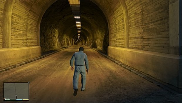 Mount Chiliad Tunnel