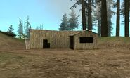 North Rock Cabin daytime