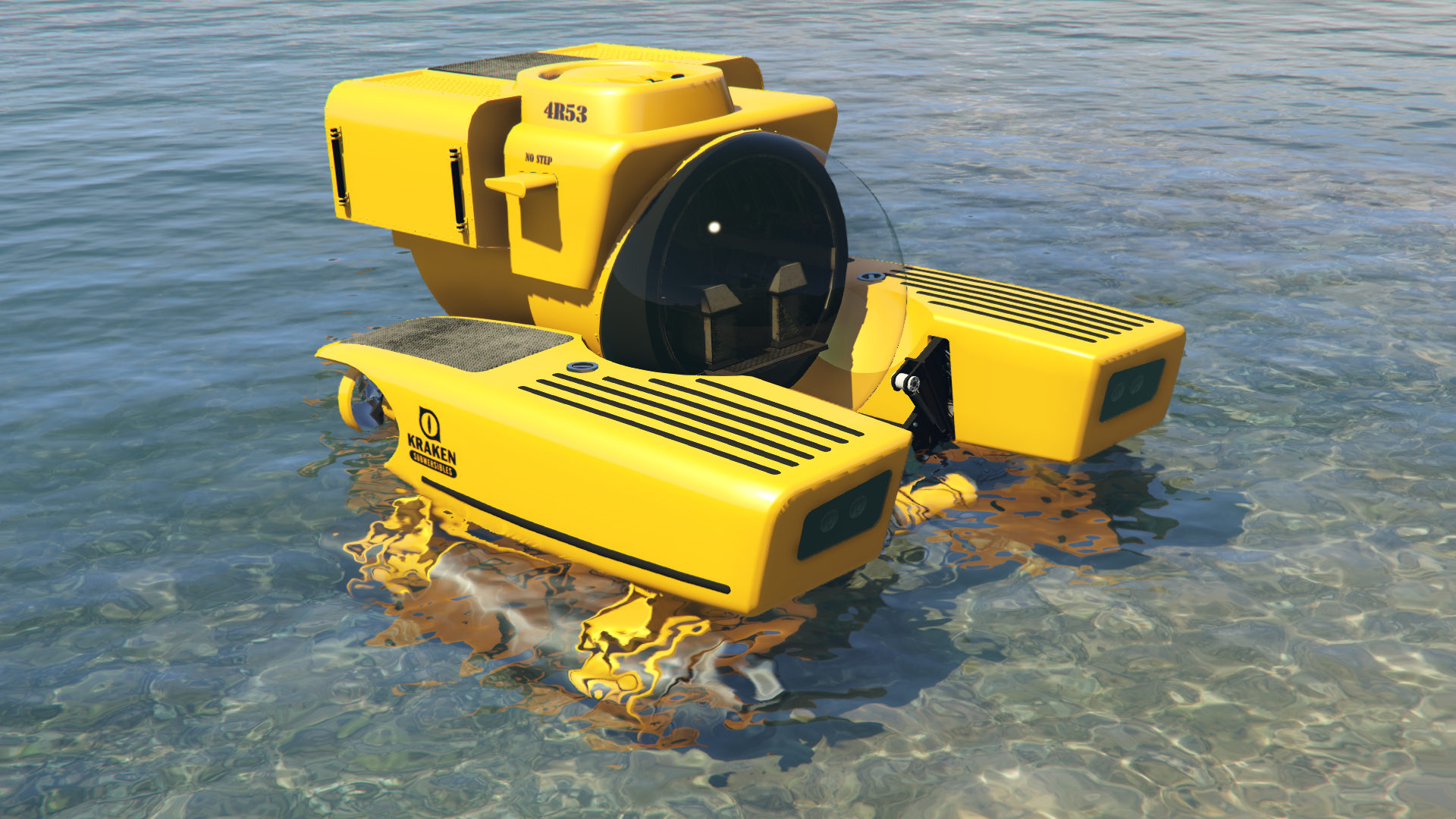 Kraken (vehicle)
