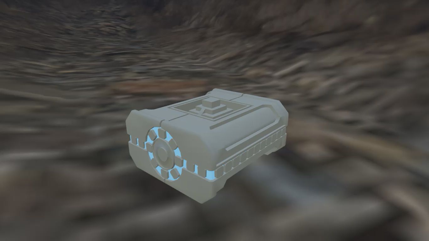 Spaceship Parts