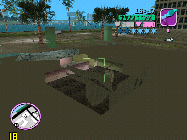 Glitches in GTA Vice City