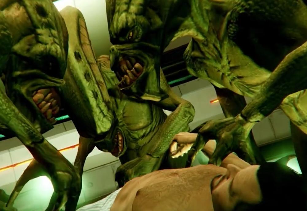 Aliens (GTA V)