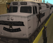Unknown Guy Train Driver