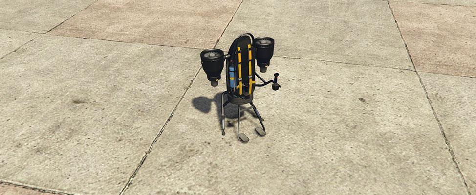 Jetpack (GTA V)