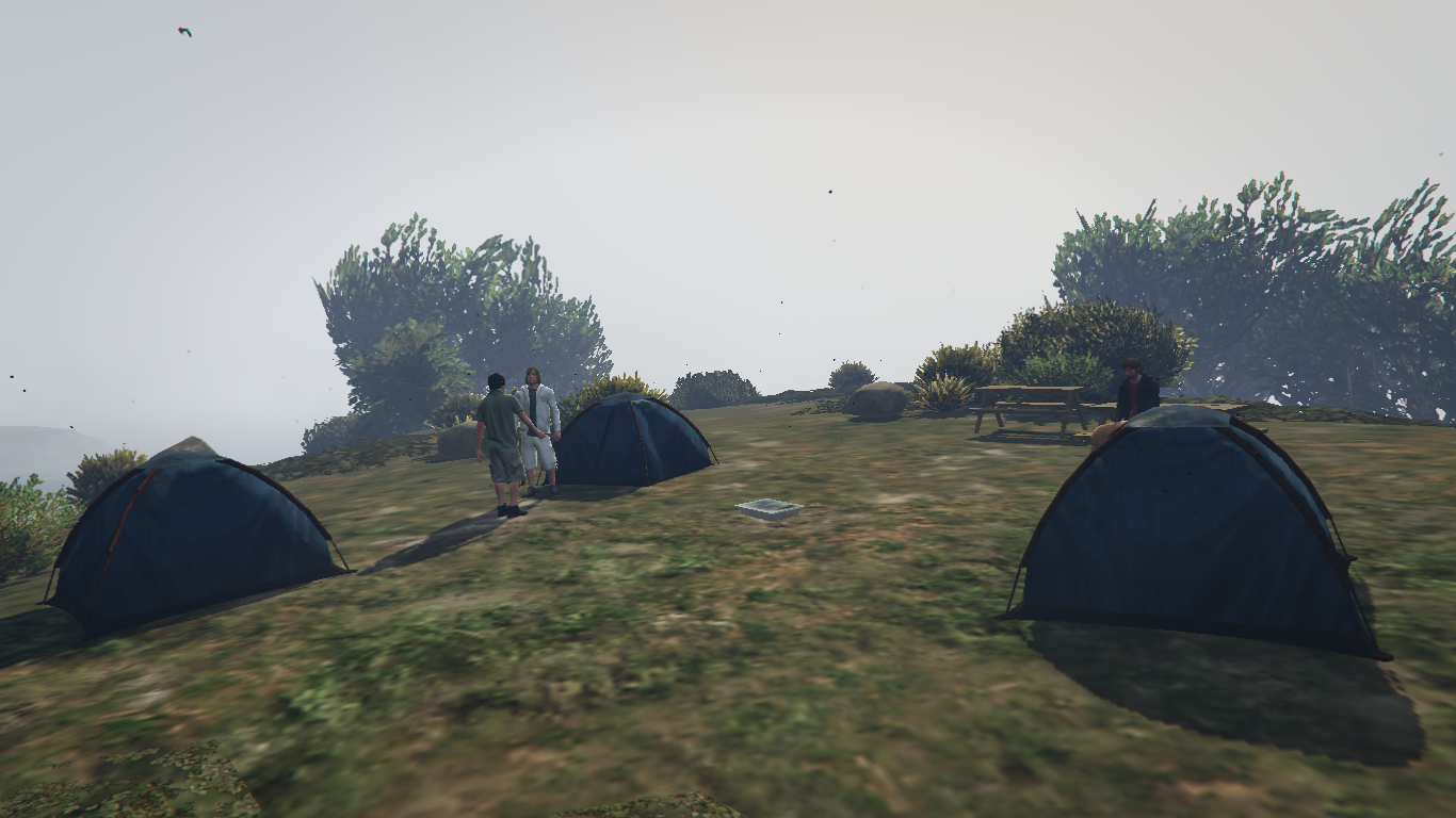 Mount Gordo Campsite