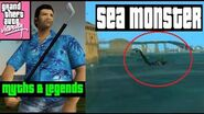 Sea Monster - GTA Vice City Myths and Legends