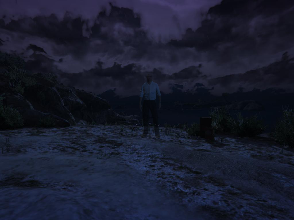 Devin Weston's Ghost
