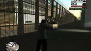 GTA San Andreas Mysteries - Las Venturas Ghost Car