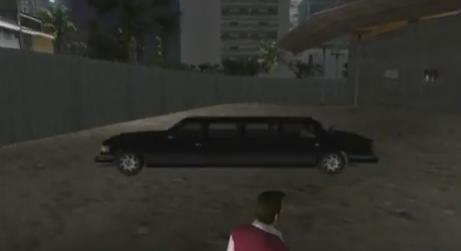 Ghost Limousine