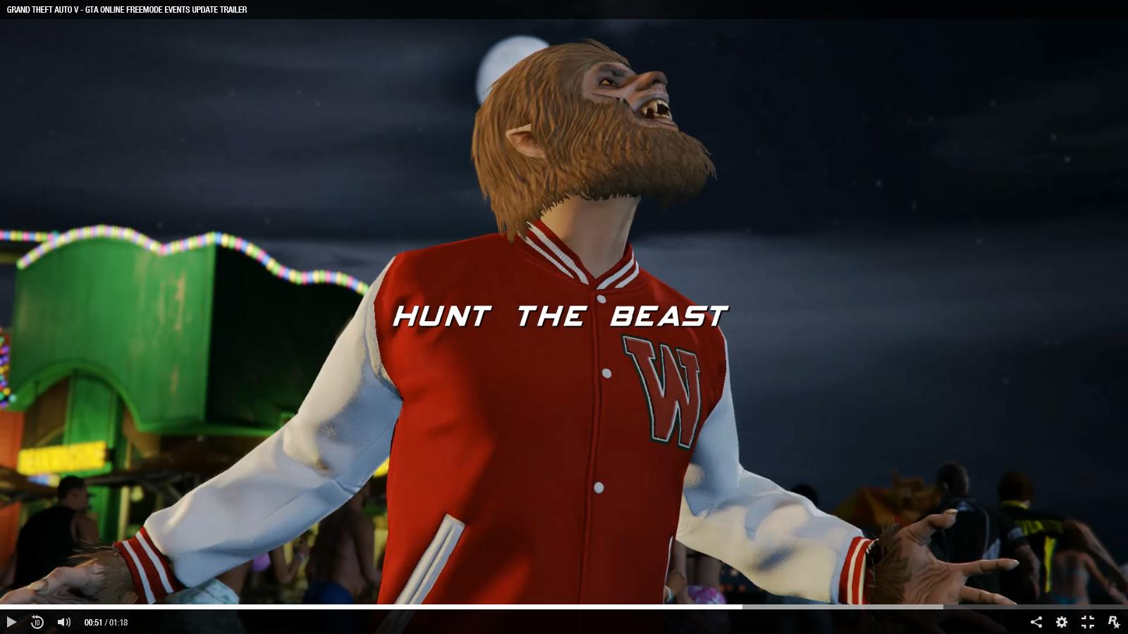Werewolf (GTA V)