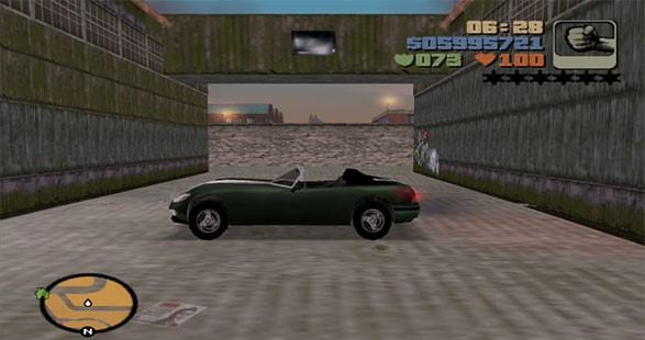 Abandoned Vehicle (GTA III)