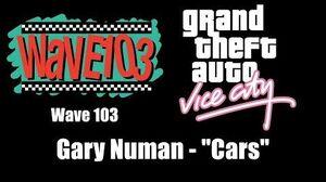 "GTA Vice City - Wave 103 Gary Numan - ""Cars"""