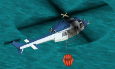 Fire Copter