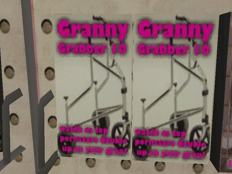 Granny Grabber 10