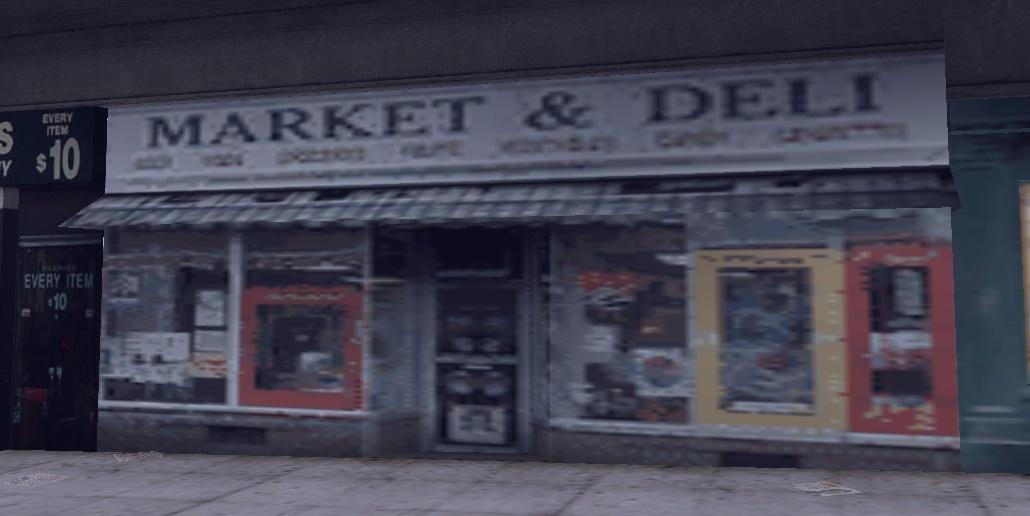 Market & Deli