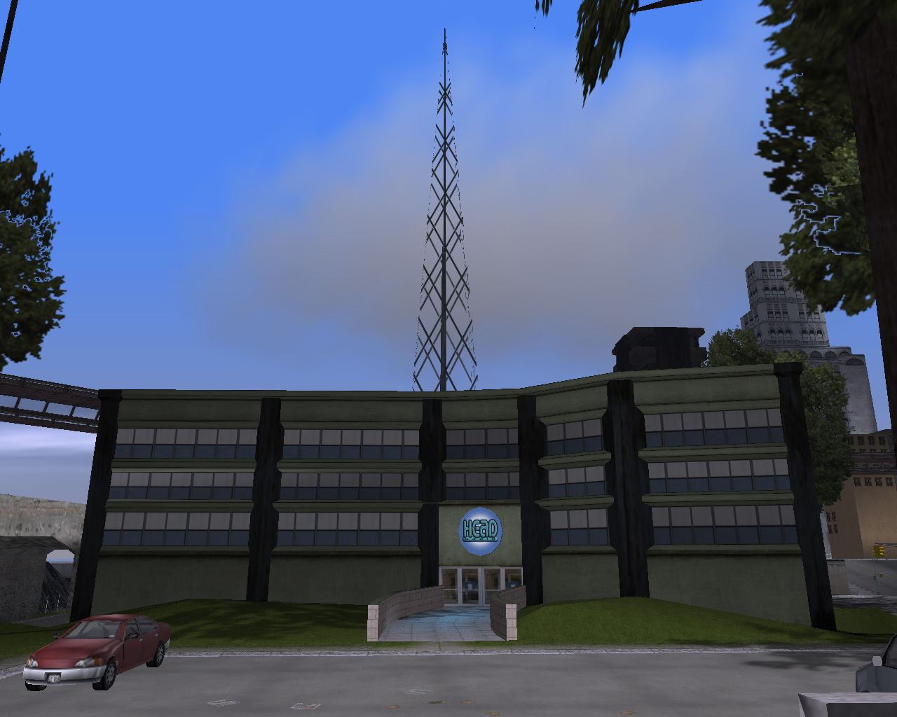 Штаб-квартира Head Radio