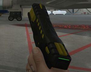 Stun Gun Mode-3