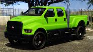 Vapid Guardian Cible mouvante Variante-1 GTA Online