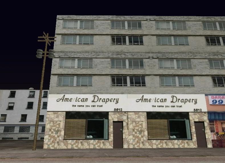American Drapery
