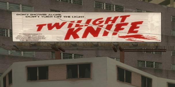 Twilight Knife