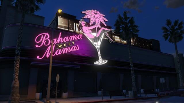 Bahama Mamas West