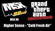 "GTA Liberty City Stories - MSX 98 Higher Sense - ""Cold Fresh Air"""