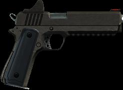 Pistolet lourd