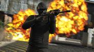 Fusil à pompe lourd GTA V