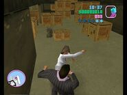 GTA Vice City - Mission 43- Hit the Courier