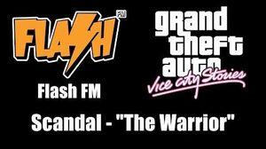 "GTA Vice City Stories - Flash FM Scandal - ""The Warrior"""