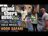 GTA 5 Mission 27 Hood Safari (Xbox 360)