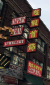 Super real fashion jewelery