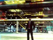 Niko az Acter Industrial Park területénél