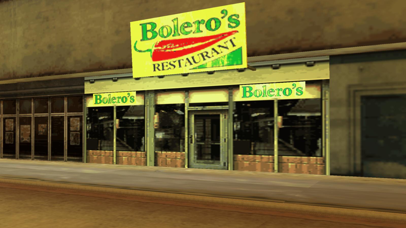 Bolero's Restaurant