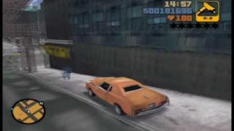 Grand Theft Auto 3 (PC) Mission 22 - The Pick-Up