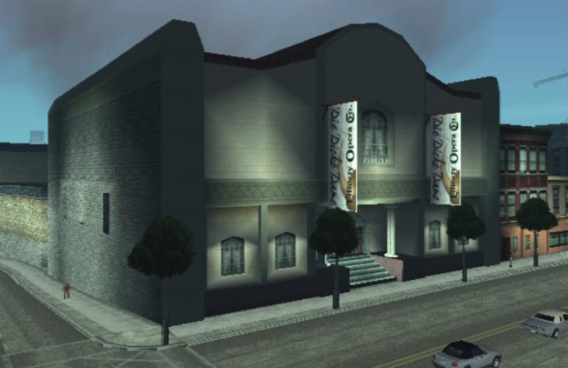 Оперный театр Форт-Стонтона