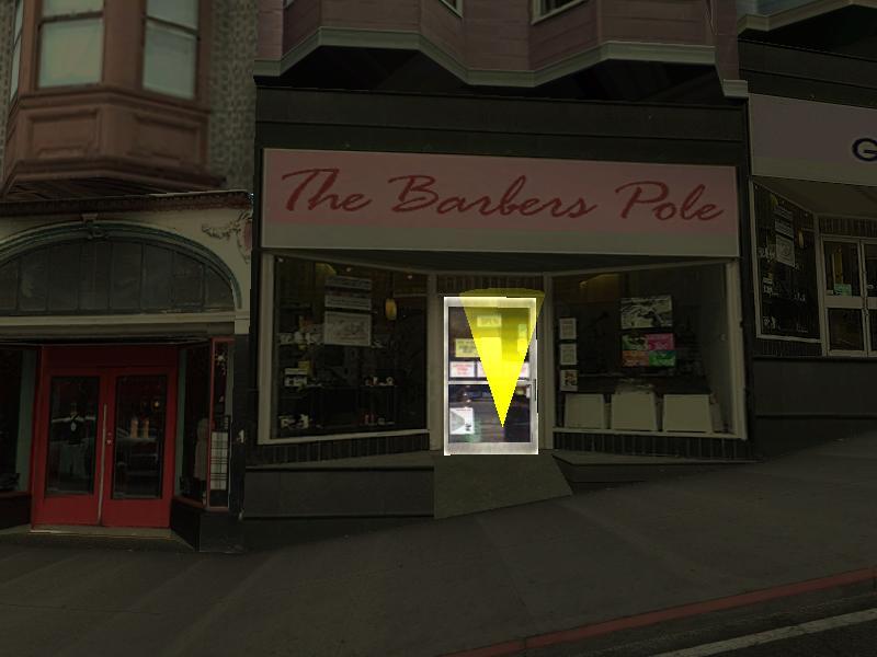 The Barbers Pole