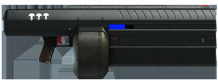 Лазерный автомат