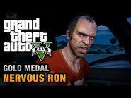 GTA 5 Mission 19 Nervous Ron (Xbox 360)