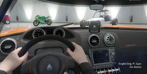 EntityXF GTAVe Interior