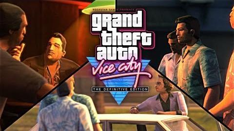 GTA Vice City Remastered (fan-made)