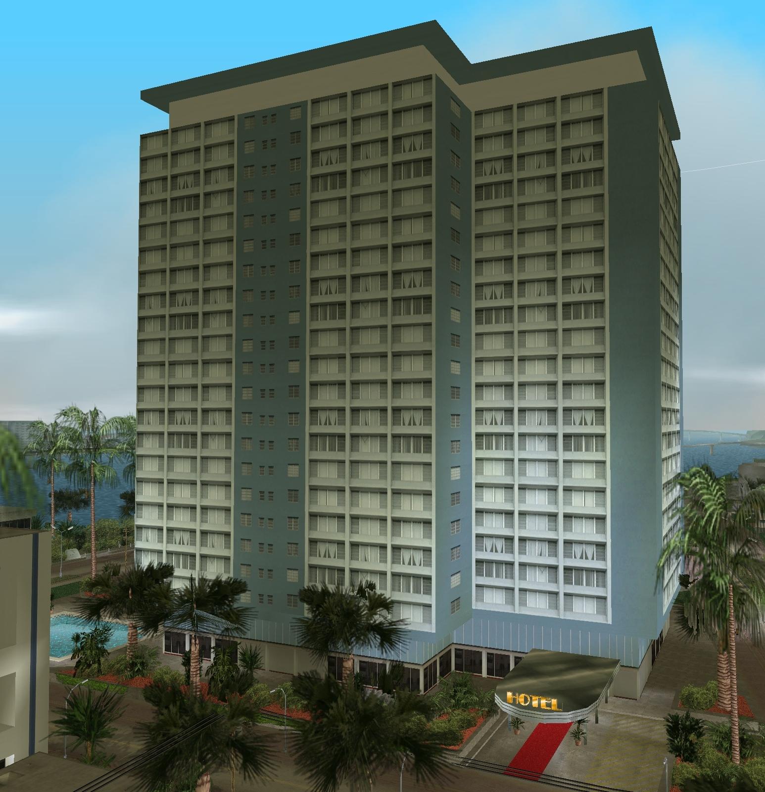 Hotel w Ocean Beach