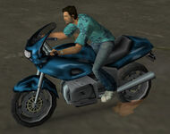 PCJ 600 (Tommy Vercetti) GTA Vice City
