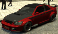 Sultan RS (GTA4) (front)